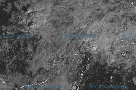 Pronostican un viernes nublado en Yucatán