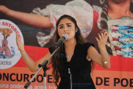 Impulsa Antorcha la poesía en Yucatán