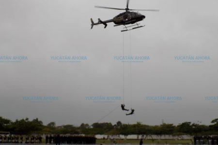 Destacada participación de la mujer en la Policía Estatal de Yucatán