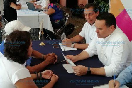 Renán Barrera reactiva los Miércoles Ciudadanos en Mérida