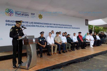 Yucatán es tranquilo, pero nadie está exento de la delincuencia: Saidén Ojeda