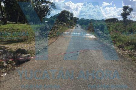 Trágico fallecimiento de un adolescente motociclista