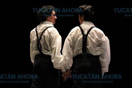 Llega a los escenarios de Mérida la historia de un amor intenso, pero prohibido