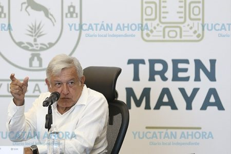 Consulta por el Tren Maya levanta rechazo de Pueblos Indígenas