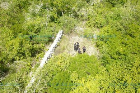 Intensa búsqueda de homicida veracruzano en montes de Las Américas