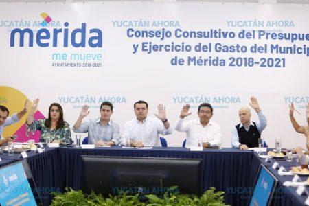 Garantía de administración clara y transparente de las finanzas de Mérida