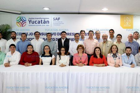 Histórico diálogo sobre el presupuesto 2019 para Yucatán