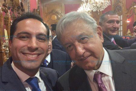 Ratifica Mauricio Vila compromiso de trabajar en coordinación con el gobierno federal