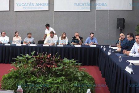 Mauricio Vila y Renán Barrera fortalecerán trabajo coordinado para beneficio de los yucatecos