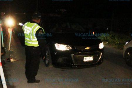 Conductores yucatecos se portaron bien en festejos de Navidad
