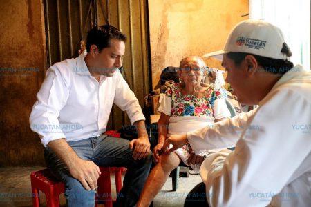 Médico a Domicilio llega a más de 7 mil familias de Yucatán