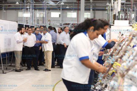 Yucatán, territorio ideal para la industria automotriz mundial
