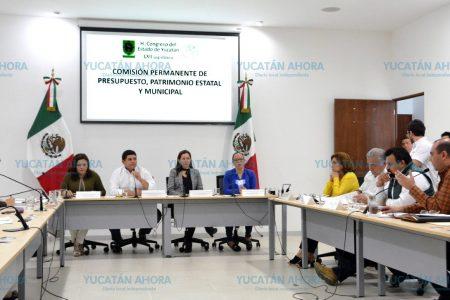 Diputados palomean presupuesto 2019 de Mérida: sin aumento de impuestos