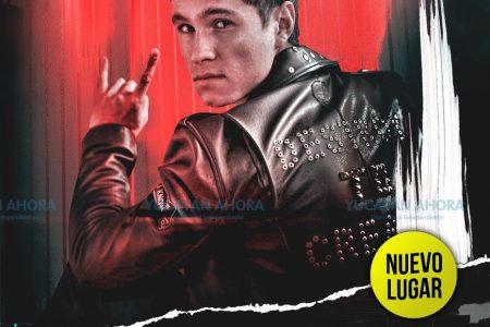 El protagonista de la serie 'Soy Luna' llega a Mérida
