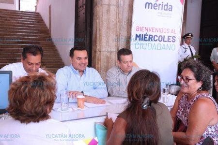 """Los meridanos van confiando más en el programa """"Miércoles Ciudadano"""""""