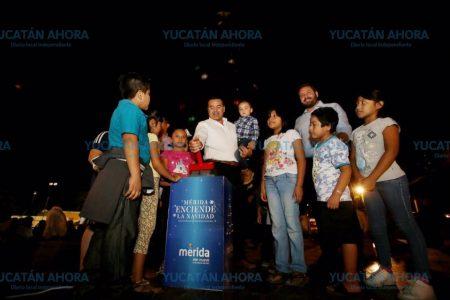 El alcalde Renán Barrera llama a disfrutar las fiestas decembrinas en armonía y con la familia