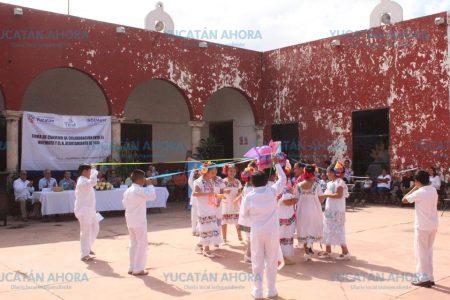 Impulso a las tradiciones en el sur de Yucatán