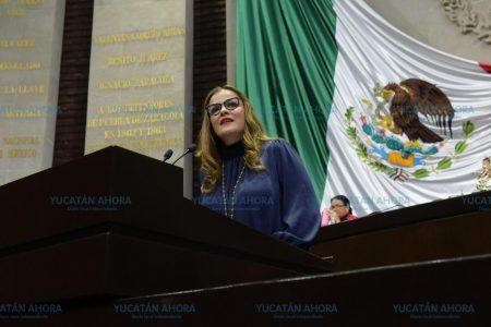 Cecilia Patrón pide en la Cámara de Diputados más derechos para niños y padres en adopción