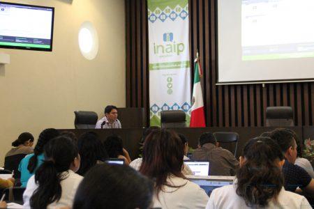 Concluye Inaip Yucatán Programa Anual de Vigilancia 2018
