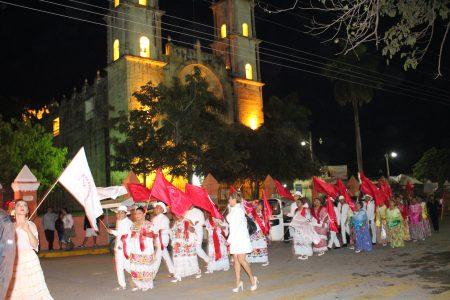 Organiza Antorcha, gala cultural en Peto y Yaxcabá