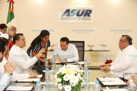 Yucatán ya tiene enlace  aéreo con el corredor industrial más grande de América Latina