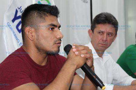 Lino Montes, el mejor halterista de Latinoamérica