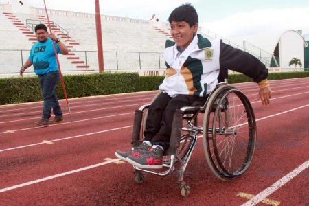 Leysi quiere dejar huella en el atletismo