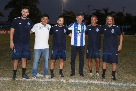 Futbol europeo busca nuevos talentos entre niños y jóvenes yucatecos