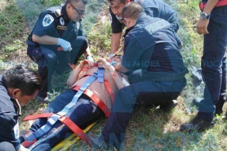 Pese a tantos choques, en Yucatán hay pocos lesionados en accidentes