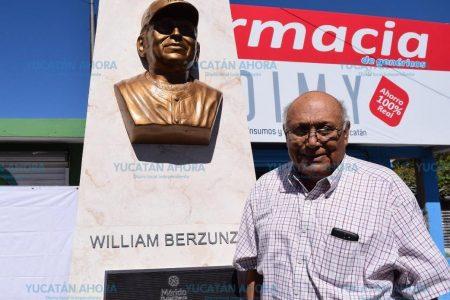 Willima Berzunza convalece de una operación de emergencia