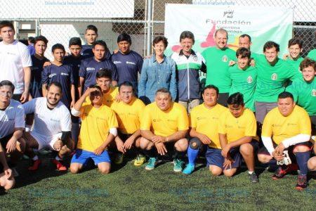Fundación Valentina Arrigunaga Peón realiza torneo de futbol