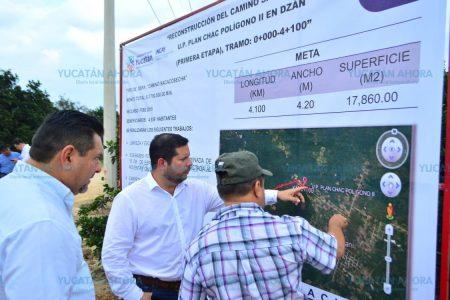 Tras reactivarse Peso a Peso, comienza entrega de apoyos en el sur de Yucatán