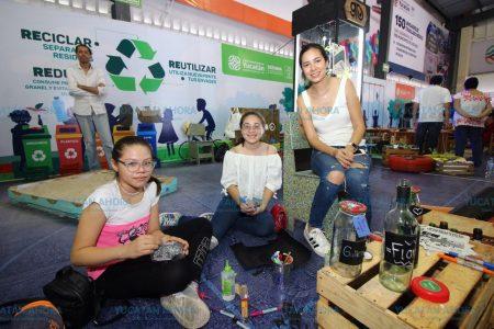 Cumplidas las expectativas en la Feria Yucatán en X'matkuil