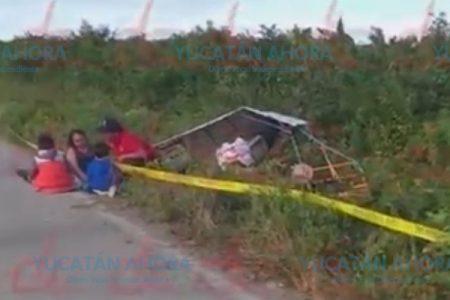 Accidentes de peregrinos: uno acaba en tragedia