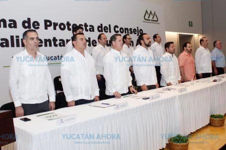 Instalan Consejo Agroalimentario de Yucatán
