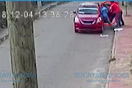 Se queda con la madre niña llevada a la fuerza en el sur de Mérida