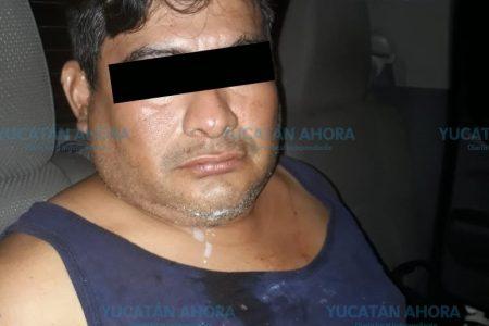 Nuevo caso de violencia de género: ataca a su esposa con un cuchillo