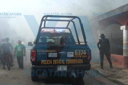 Incendios a la orden del día en municipios de Yucatán