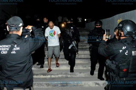 Tras su captura en Mérida, comienza proceso de extradición de 'El Chelelo'
