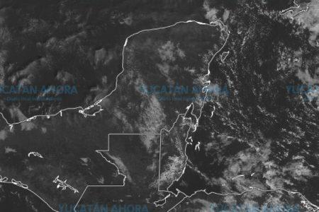 Sigue el calorcito de invierno en Yucatán