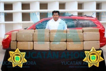 Detienen una vez más a líder de Los Epitacio en Yucatán