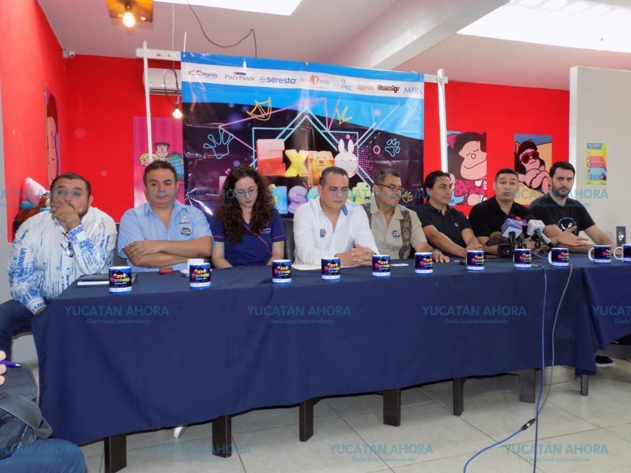 4dcee9b2b ... días 5 y 6 de enero se realizará la segunda edición de la Expo Mascota  Yucatán