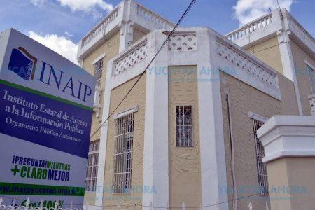 En marcha proceso para renovar la presidencia del INAIP