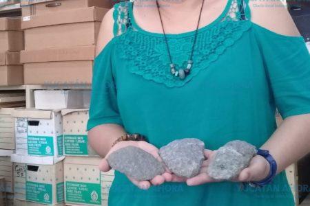 Inédito hallazgo maya en Yucatán: ofrenda de piedras verdes a Chaac
