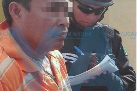 Detienen a depravado sujeto en la Morelos Oriente