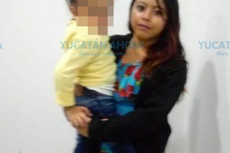 Localizan a niña llevada a la fuerza por su madre en el sur de Mérida