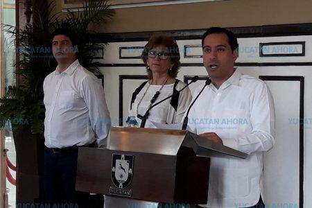 Mauricio Vila exhorta a los Poderes Judicial y Legislativo a sumarse a la austeridad