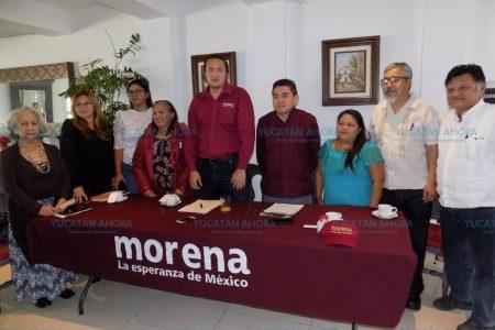 Morena promueve remoción de autoridades que han defraudado a ejidatarios