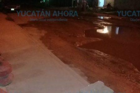 En Cerrito Mulchechén, las calles claman por una transformación