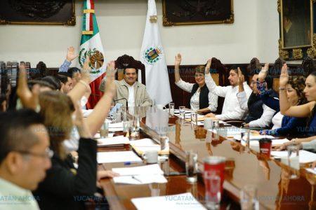 El Cabildo meridano prioriza obras y servicios en su Presupuesto de Egresos 2019